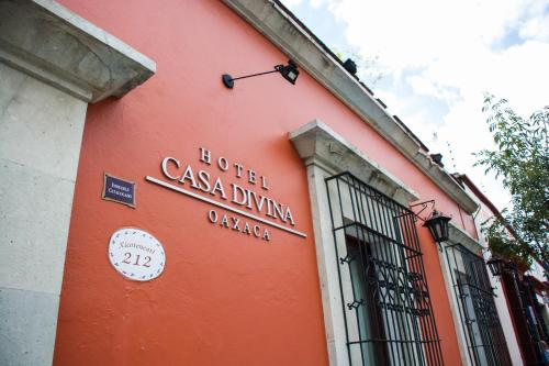 Hotel Casa Divina Oaxaca Photo