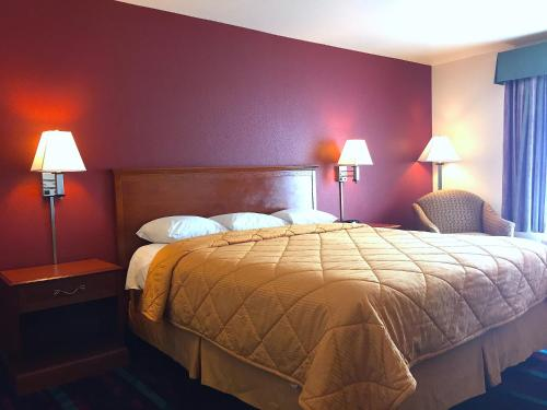Budget Inn San Leandro Photo