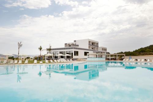 SunConnect Evita Resort - Apollonos Greece