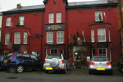 Photo of Gwest'r Plas Coch Hotel Ltd Hotel Bed and Breakfast Accommodation in Bala Gwynedd
