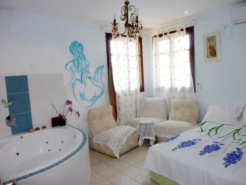 Гостевой дом «Orchidea - Holiday Home in the Golan», Кацрин