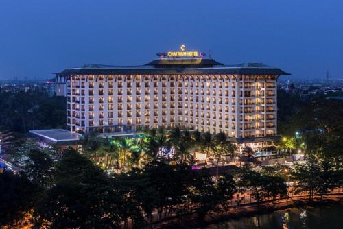 Book a hotel in Myanmar (Burma)