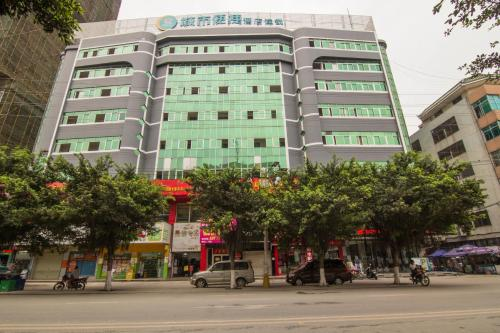 City Comfort Inn Qinzhou Linshan Bus Terminal Station Branch