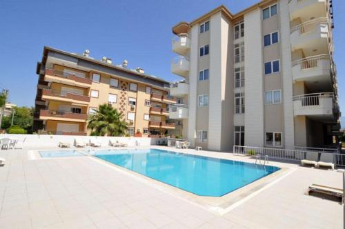 Alanya Oba Beach Residence Apartment