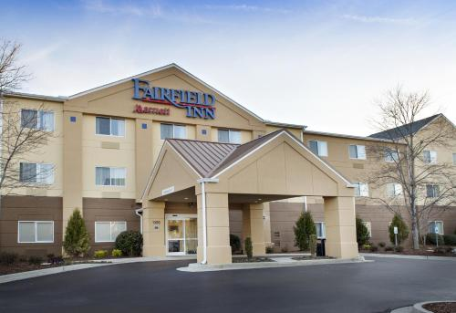Picture of Fairfield Inn Huntsville