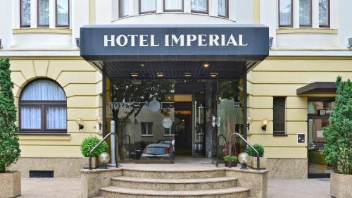 Hotel Imperial - cologne -