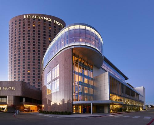 Renaissance Dallas Hotel impression