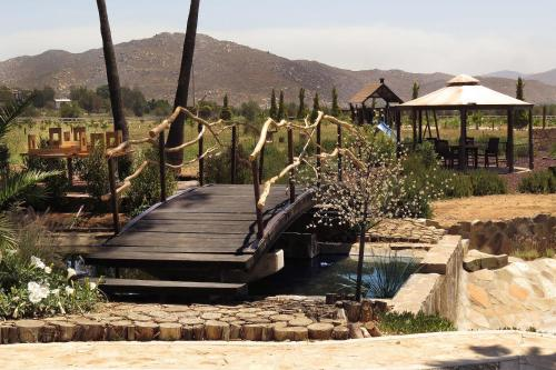 Cabaña la villa by Hotel Boutique Valle de Guadalupe Photo