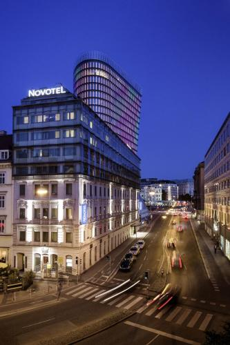 Novotel Wien City photo 28
