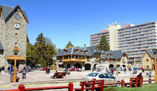 Center Suites Bariloche Photo