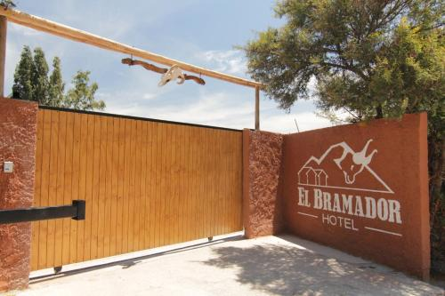 Hotel El Bramador Photo
