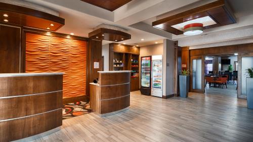 Best Western Plus Fort Stockton Hotel - Fort Stockton, TX 79735