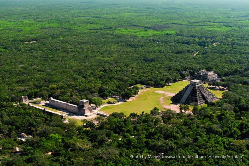 Hotel Chichen Itza Photo