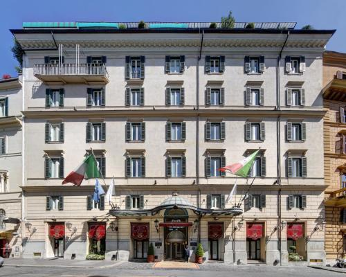 Hotel Splendide Royal - Small Luxury Hotels of the World impression