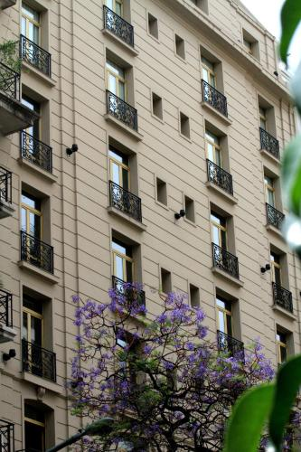 Hotel Intersur Recoleta Photo