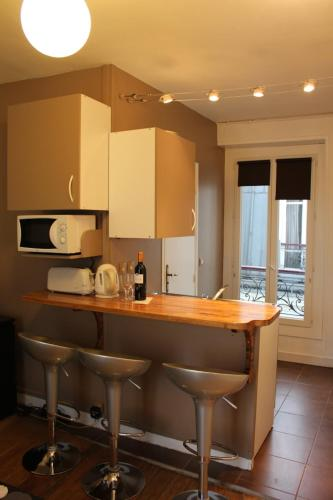 Bastille Private Apartment, Париж