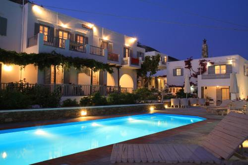 Nymfes Hotel - Agia Marina Greece