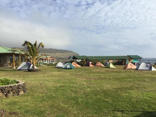 Camping Mihinoa Photo