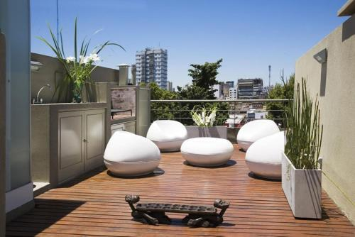 Triplex con terraza privada en Palermo Soho Photo