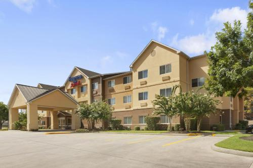 Fairfield Inn & Suites Houston Humble Photo