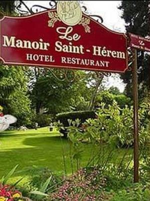 Auberge Manoir Saint Herem
