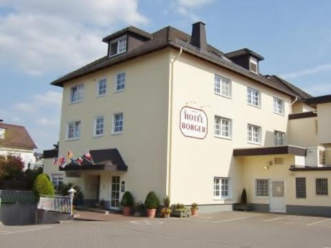 Hotel Borger