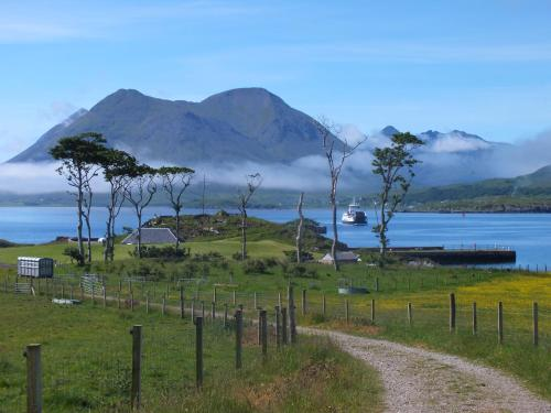Isle of Raasay, By Kyle (and Skye) IV40 8PB, Scotland.