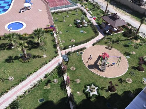Alanya Orion Resort odalar