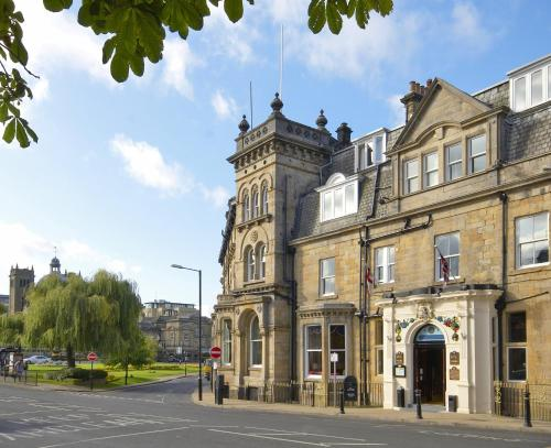 Photo of St George Hotel And Leisure Club Hotel Bed and Breakfast Accommodation in Harrogate North Yorkshire