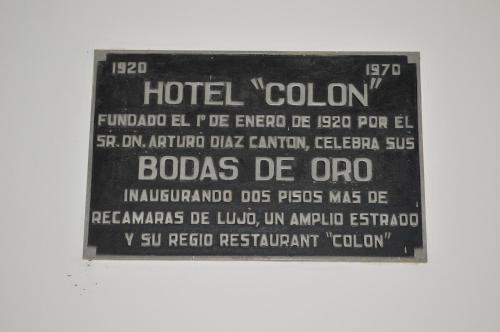 Hotel Colon Merida Photo