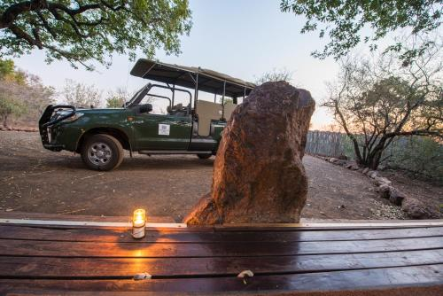 Shishangeni Private Lodge, Kruger National Park Photo