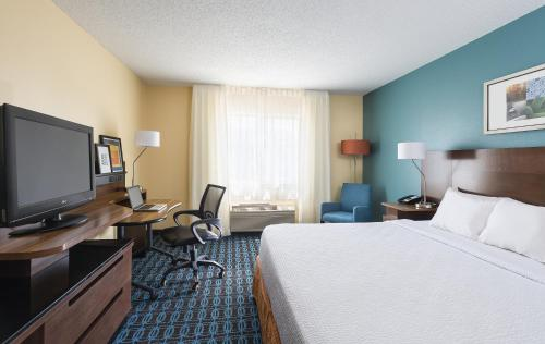 Fairfield Inn & Suites Bryan College Station Photo