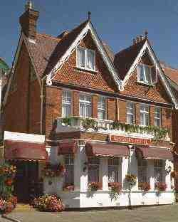 Kingsley Hotel in Bournemouth from £35