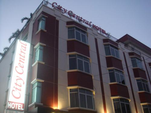 City Central Hotel impression