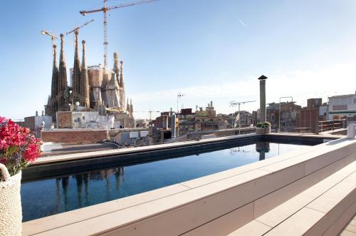 Enjoybcn Sagrada Familia Apartments, Барселона