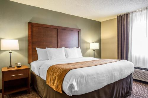 Comfort Inn & Suites Kannapolis - Concord Photo