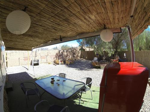 Pro Desert Camper Lodge Photo