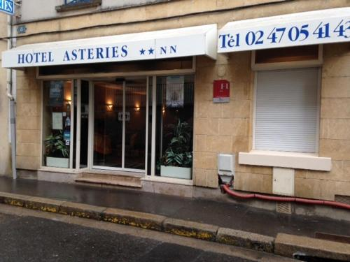 Hotel Asteries - Tours - booking - hébergement