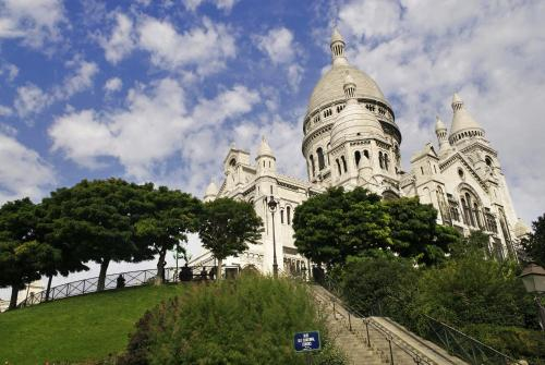 Mercure Paris Montmartre Sacré Coeur photo 41