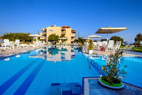 Matzi Hotel Apartments in chania - 2 star hotel