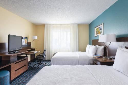 Fairfield Inn & Suites Dallas Park Central Photo