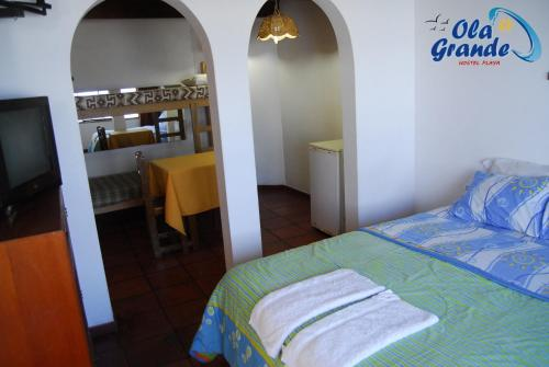 Hostel Playa Ola Grande Photo