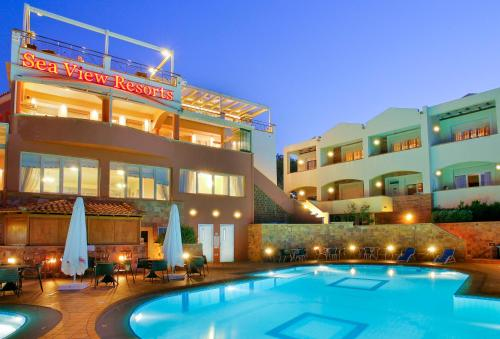 Sea View Resorts & Spa - Hotels in Greece