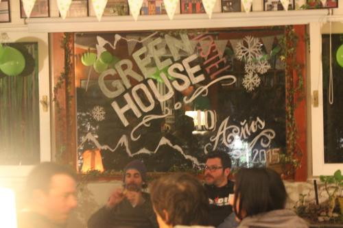 Green House Hostel Photo