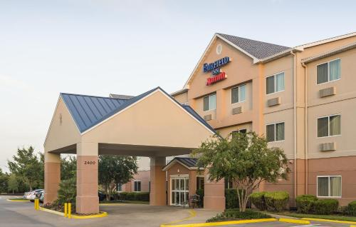 Fairfield Inn & Suites Houston Westchase impression