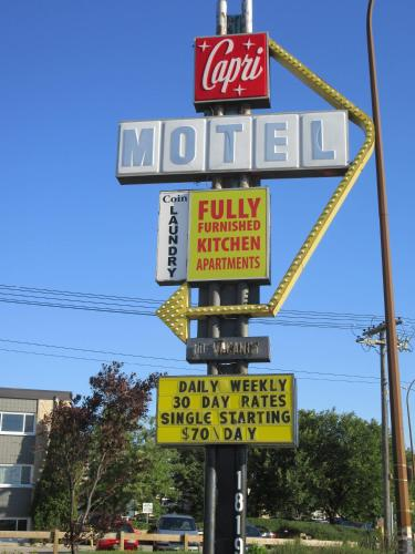 The Capri Motel Photo