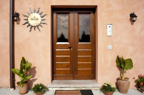Bed & Breakfast B&b Al Sole DI Cavessago