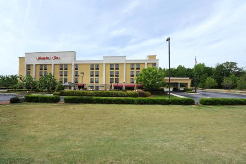Hampton Inn Spartanburg Hotel Photo