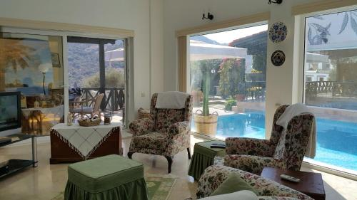 Bodrum City Villa Valley adres