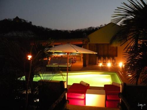 Villa of inspiration in Zihuatanejo Photo
